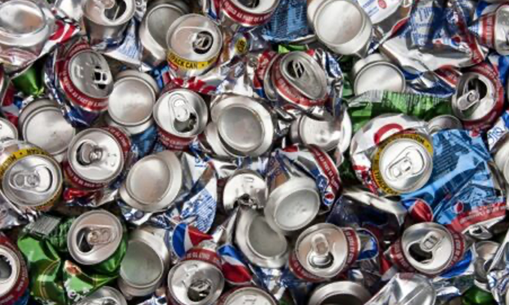 Aluminium beverage